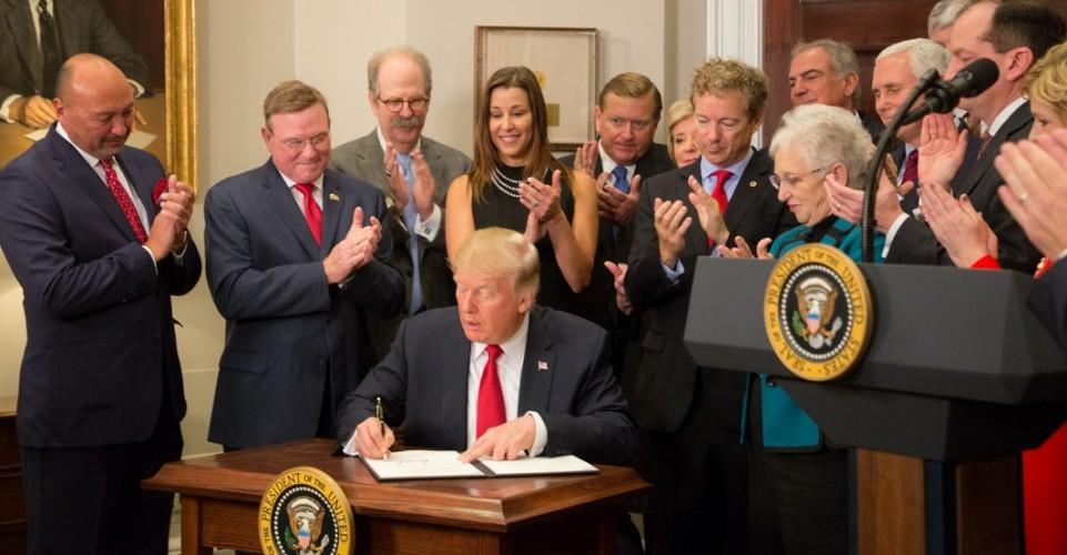 President Trump's Policies, Programs and Pronouncements: A Threat to Science and Public Health?