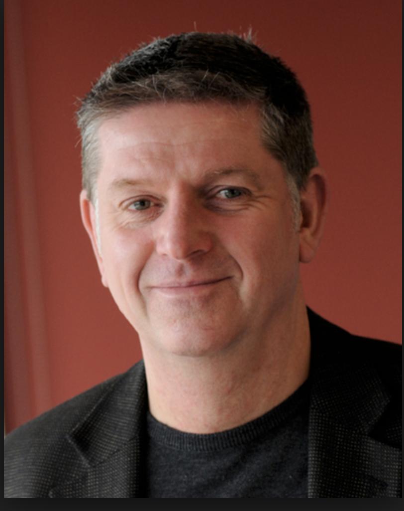Professor Rob Ramsay
