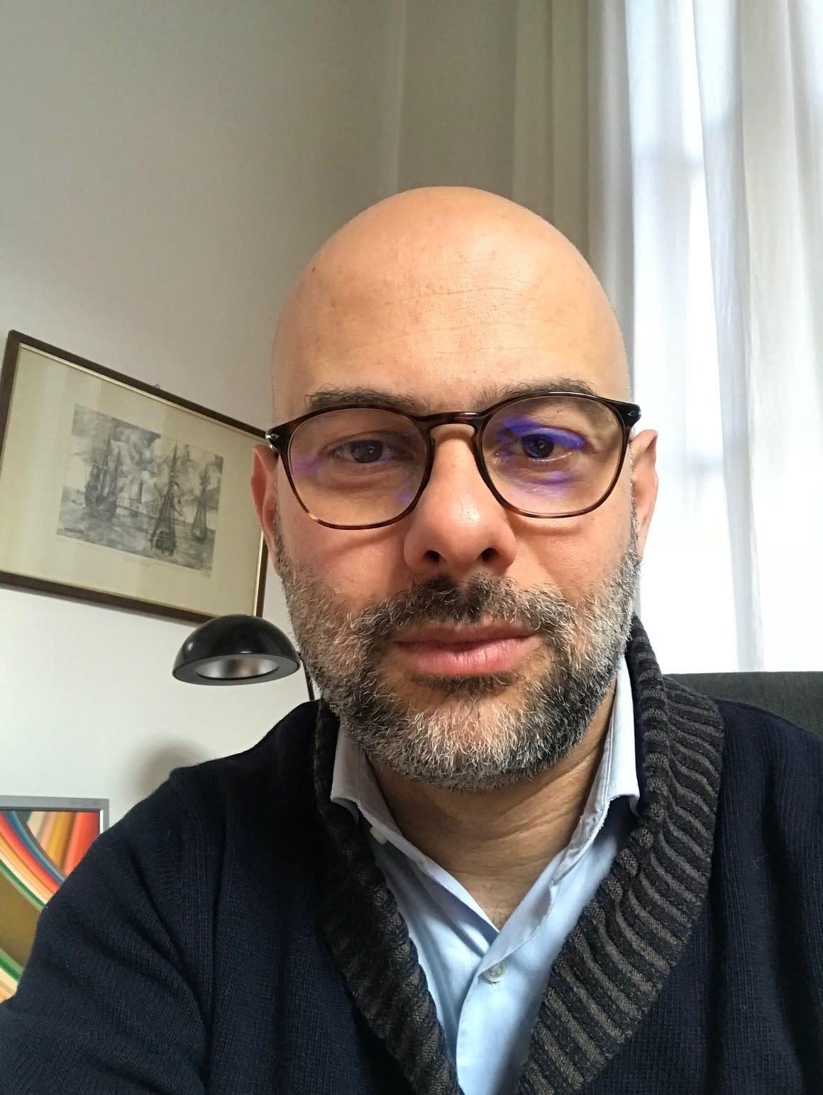 Professor Emanuele Menegatti