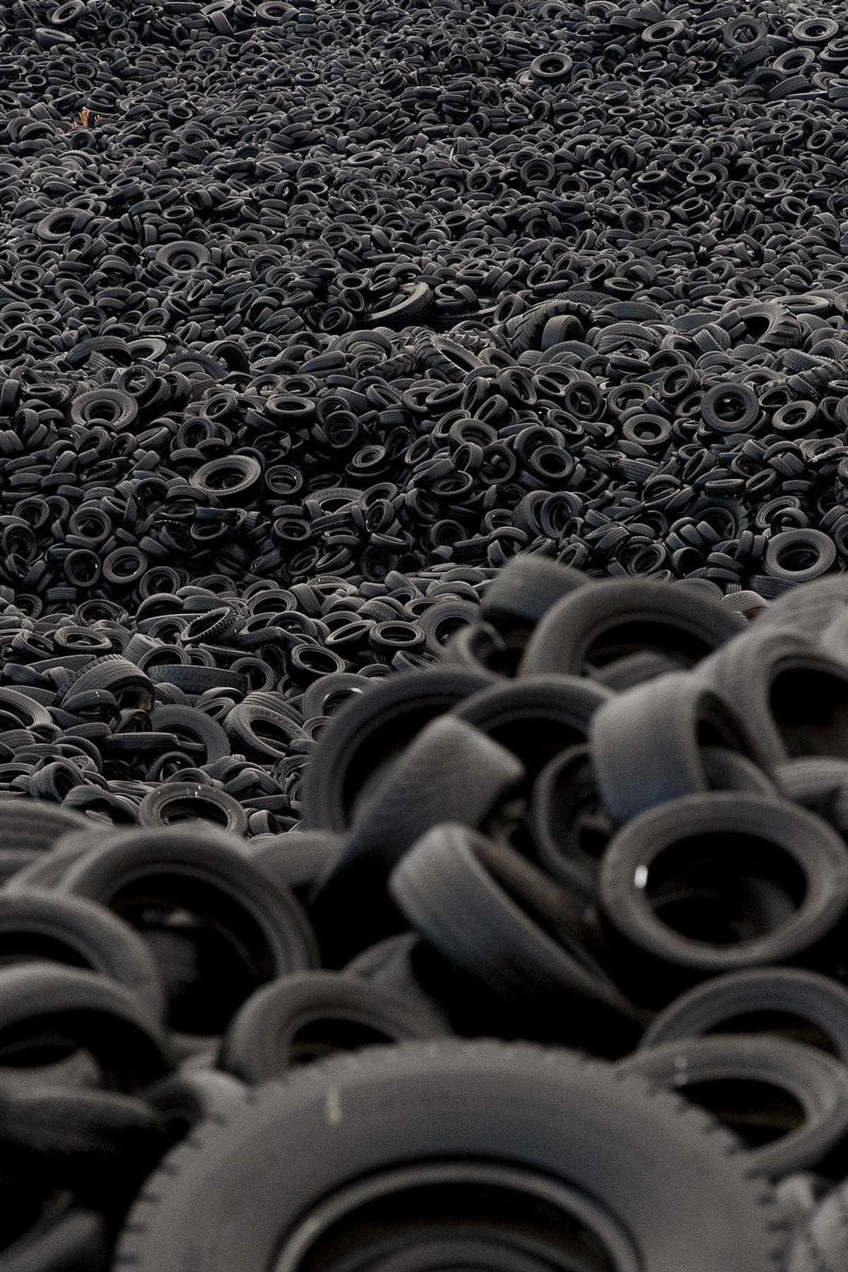 Turning old tyres into new roads | Pursuit by The University of