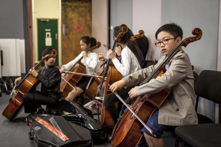 Melbourne Cello Festival Kids Day