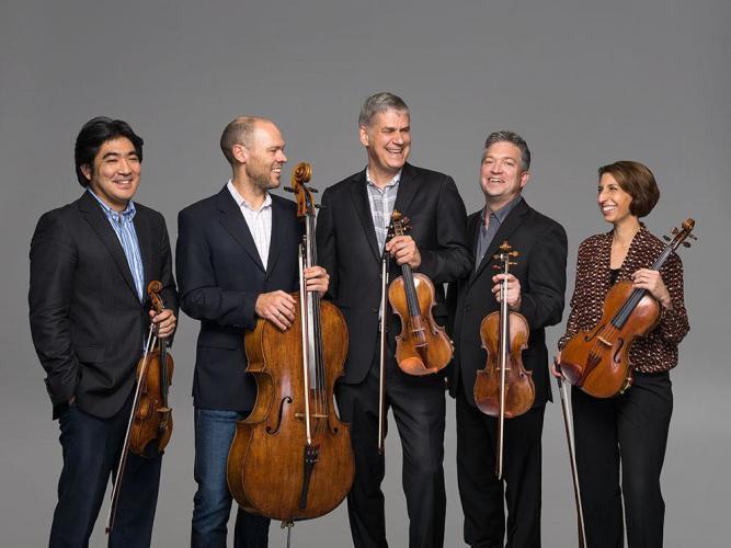 Mimir Chamber Music Festival 2017: The Seasons