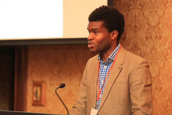 Zim Nwokora, McKenzie Postdoctoral Fellow at the Melbourne Law School