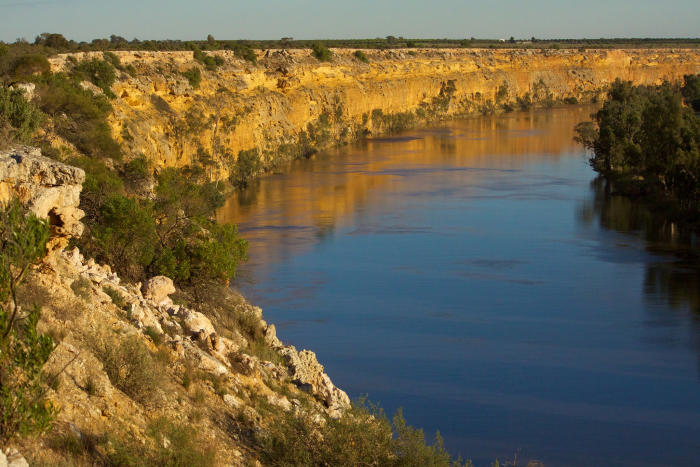 The Murray River is Australia's longest river that runs through New South Wales, Victoria and South Australia. Picture: sunphlo/Flickr