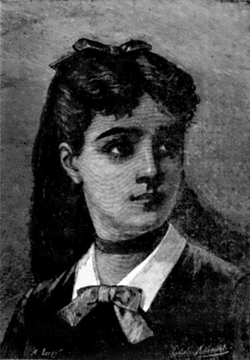 Sophie Germain defied her parents to study mathematics, and secretly obtained notes from the Ecole Polytechnique in Paris, which forbade entrance to women. Image: Public Domain