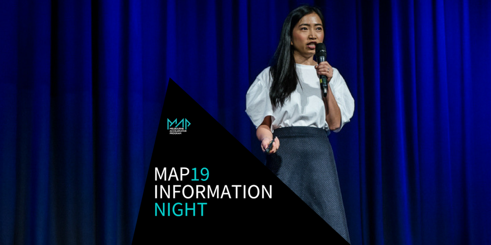 MAP 19 – Info Night and Mixer