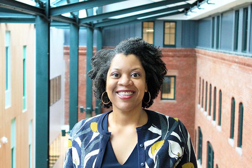 Associate Professor Melissa Wooten