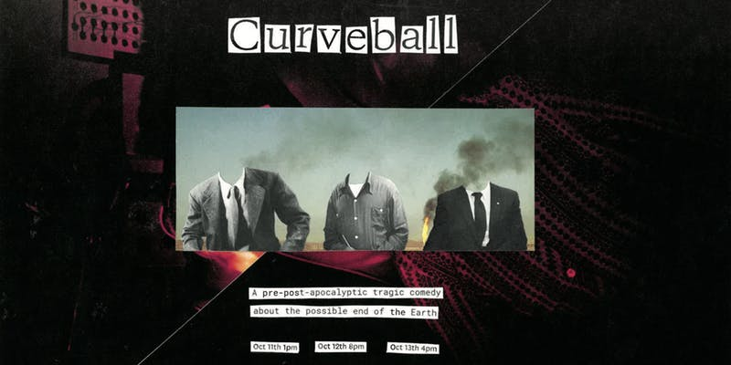 Curveball - 2019 VCA Master of Directing for Performance Graduate Season