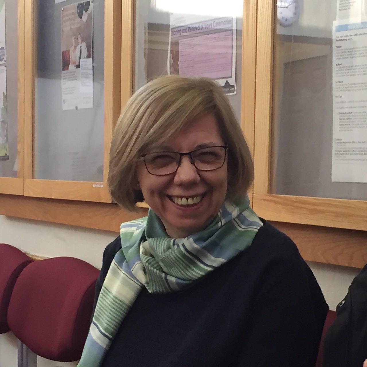 Professor Jesusa Vega