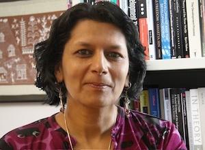 Professor Uma Kothari