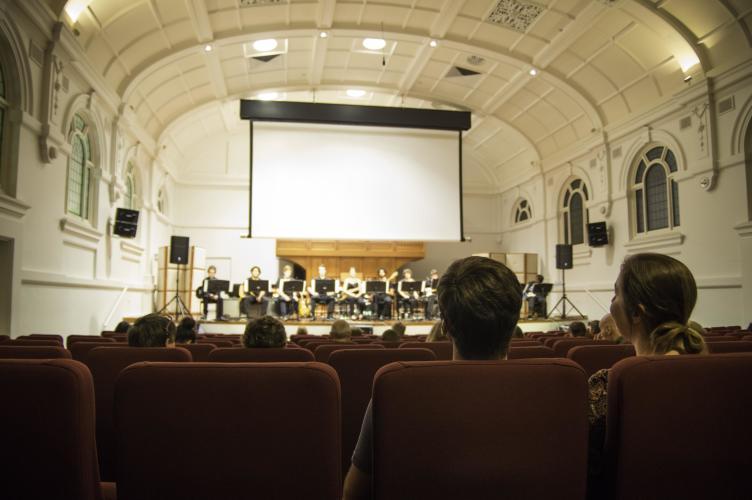 Composition Concert: Honours