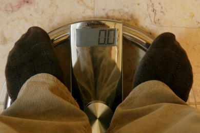 Conventional weight loss programs tend not to work for psychosis patients. Picture: Doc Searls via Flickr