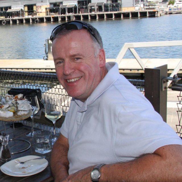 Professor Chris McConville