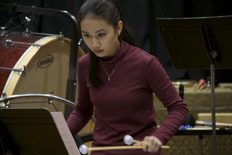 MCM Percussion Ensemble in Concert