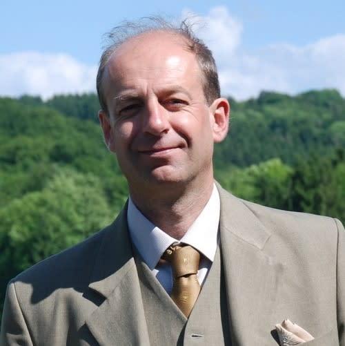 Professor Nicolas de Sadeleer