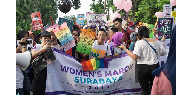 Do Indonesian LGBTI Have a Place at the Reformasi Table?