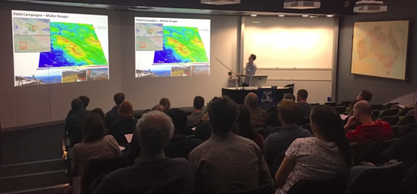 The 32nd Victorian Universities Earth & Environmental Science Conference (VUEESC)