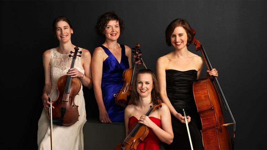 Quartz String Quartet