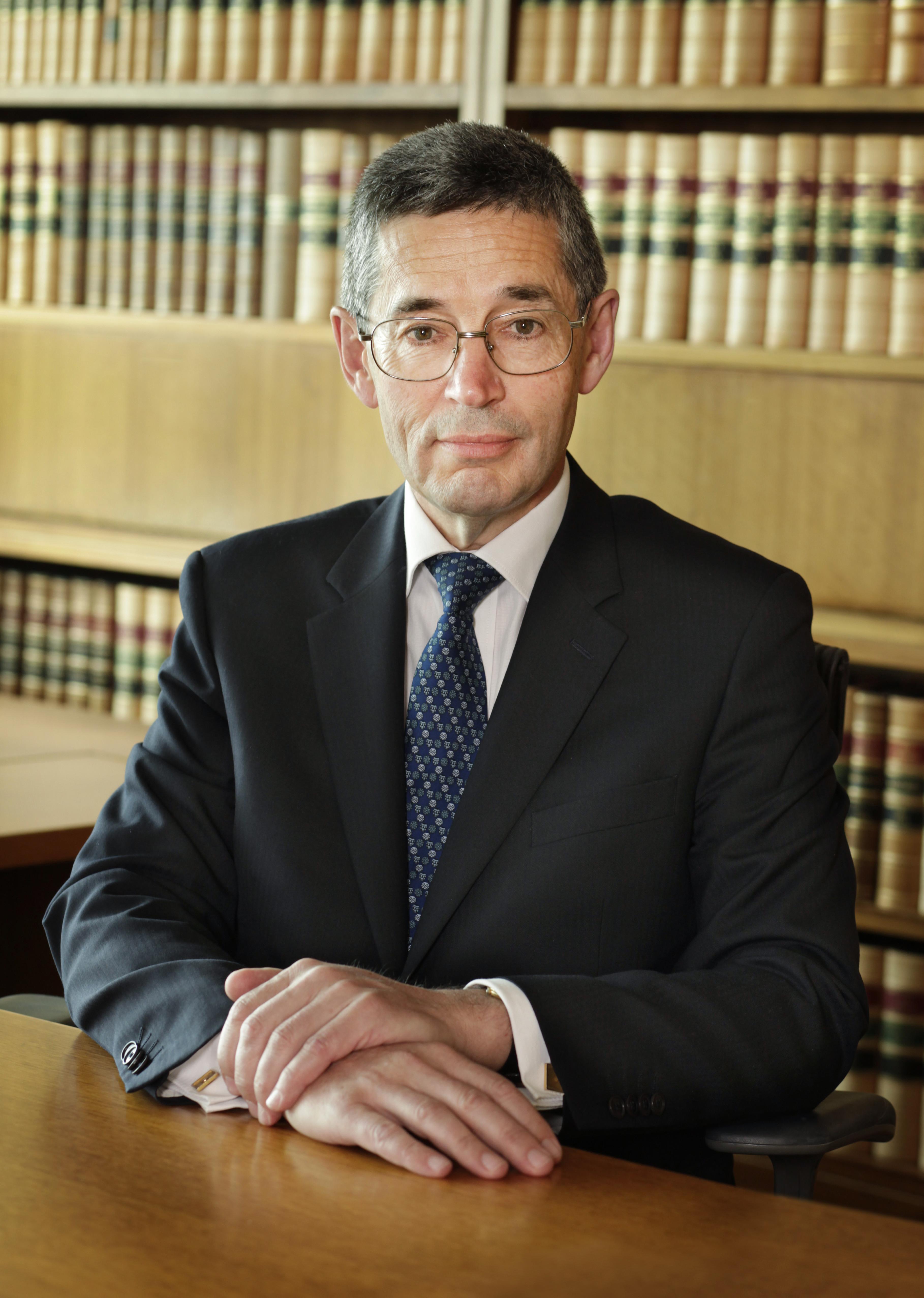 The Honourable Geoffrey Nettle