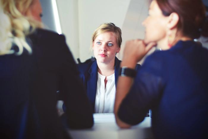 Interviewers need to be trained to avoid unconscious bias in favour of physically attractive candidates. Picture: Pexels.