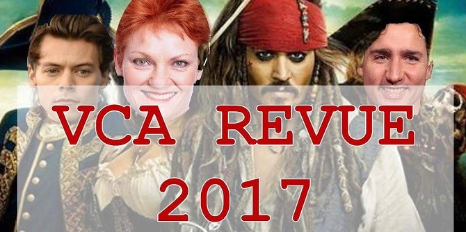 Fine Arts of the Carribean? 2017 VCA Revue