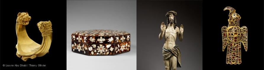 The Louvre Abu Dhabi's acquisitions include objects that reflect its Western and Eastern cultural roots. Picture: Louvre Abu Dhabi/Thierry Ollivier