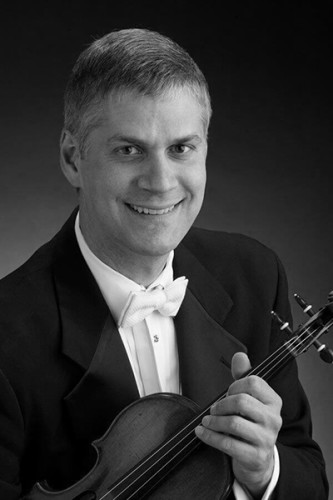 Mimir Festival - Violin Masterclass with Stephen Rose