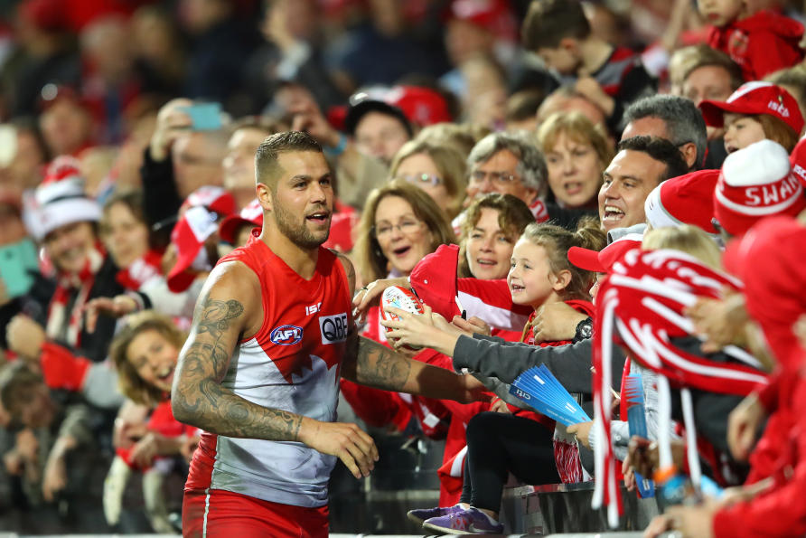 Footy isn't life or death - it's more important | Pursuit by
