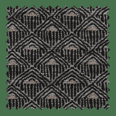 Deco Diamond Charcoal
