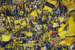 CHANCE TO WIN: 2 Tickets to Borussia Dortmund + Stadium Tour + Museum Visit