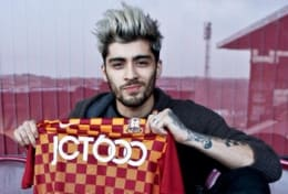 Chance to win - Zayn Malik Signed City Shirt