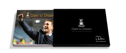 """DARE TO DREAM"" Personalised copy signed by Phil Parkinson!"
