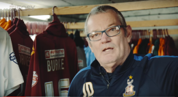 Be a kit-man for a matchday