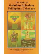Commentary on Galatians, Ephesians, Philippians, Colossians