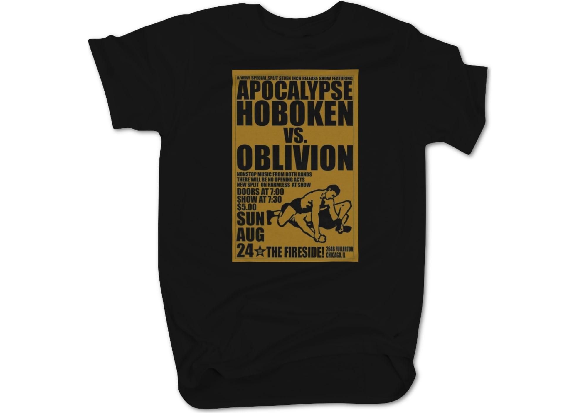 Oblivion oblivion vs hoboken 1574721588