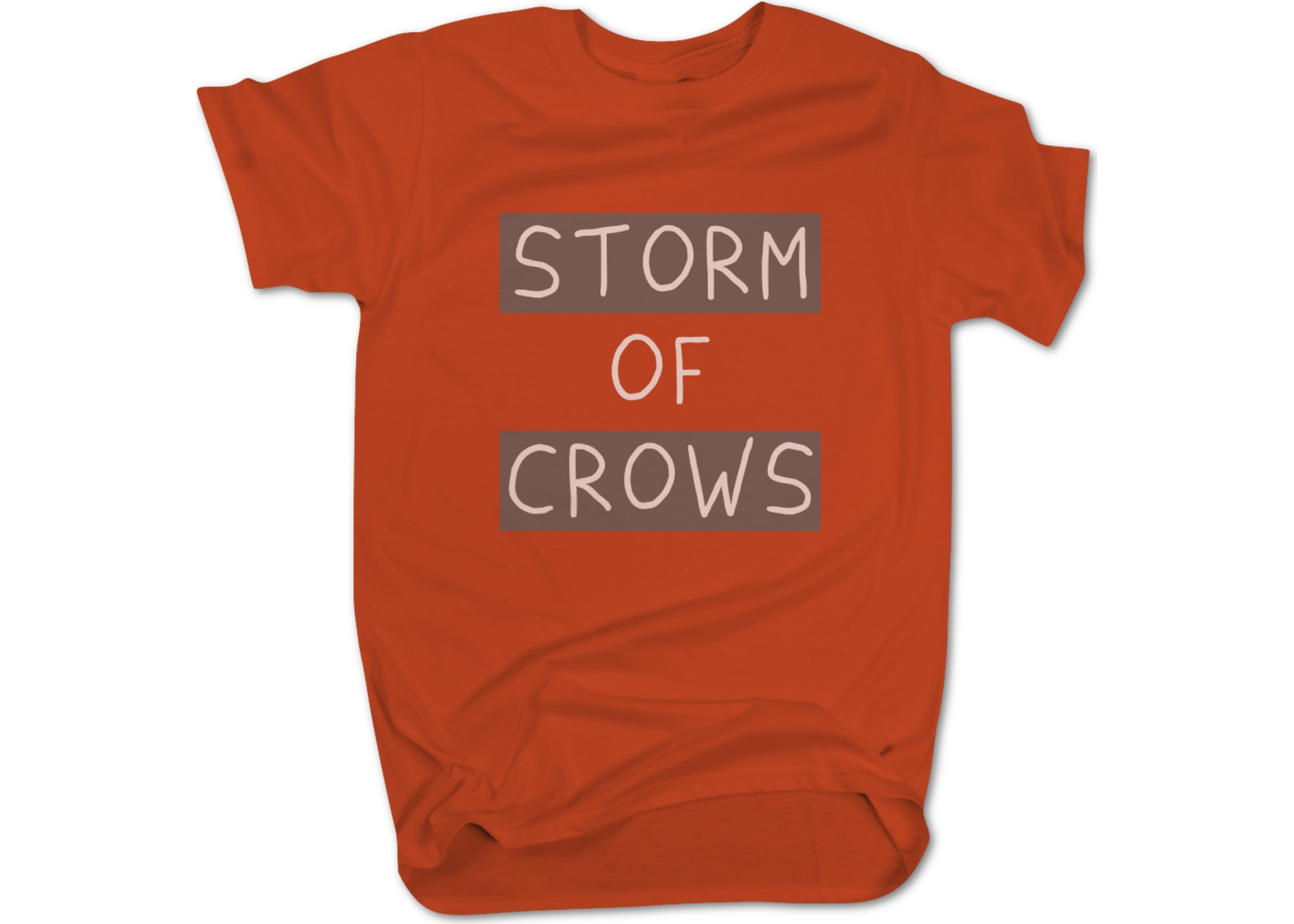 Storm of crows logo   orange 1612200355
