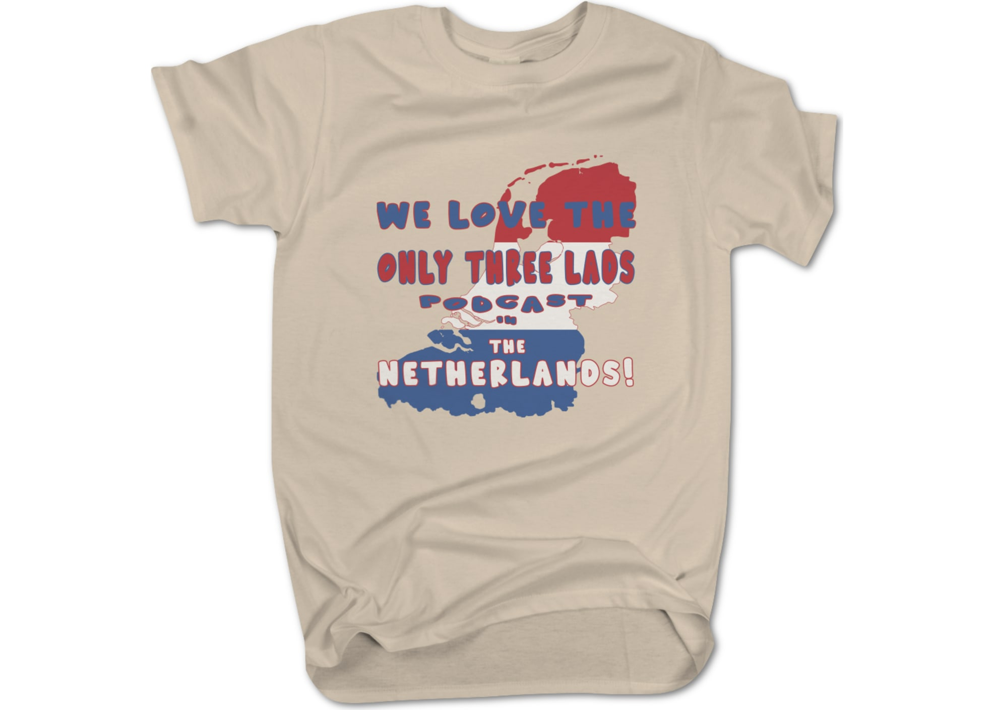 Only three lads the netherlands   cream 1622231317