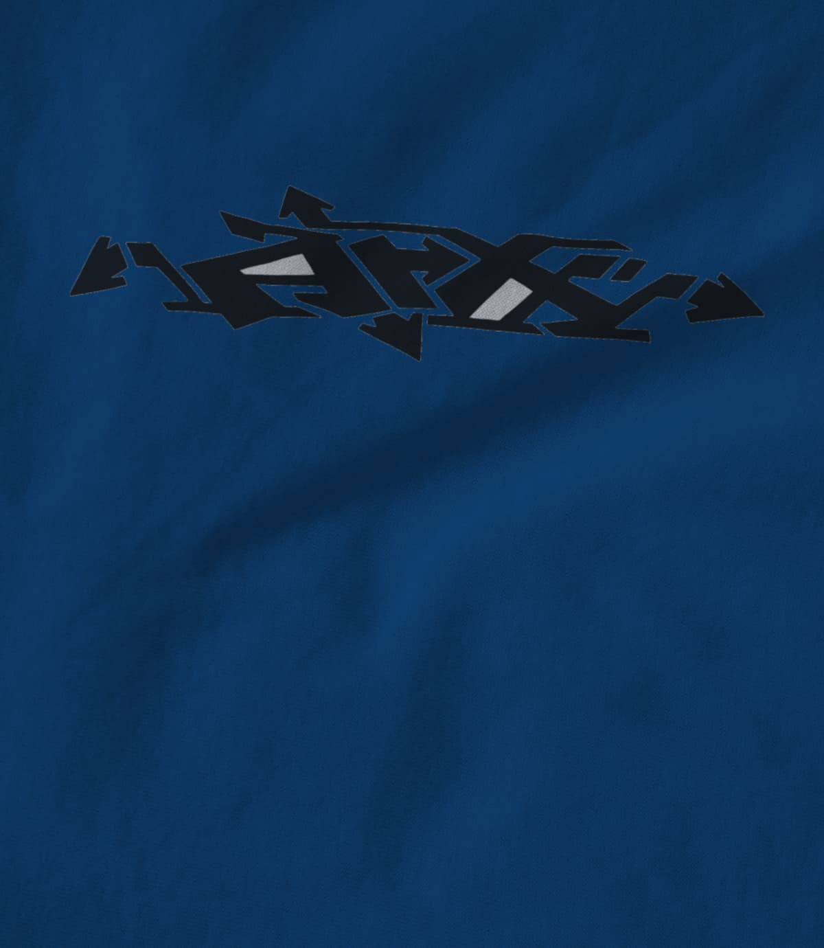 Architecture recordings arx graff   blue hoodie 1596466880