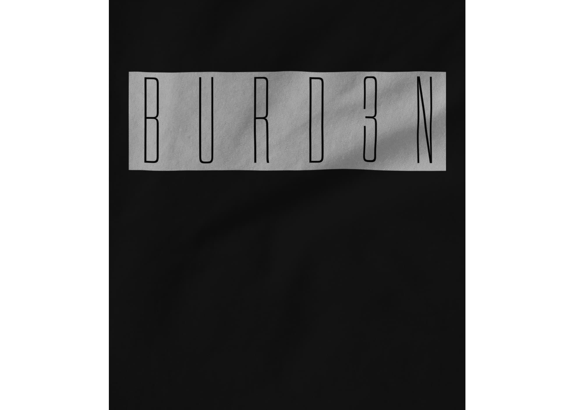 Burden of the sky burd3n   black 1585955447