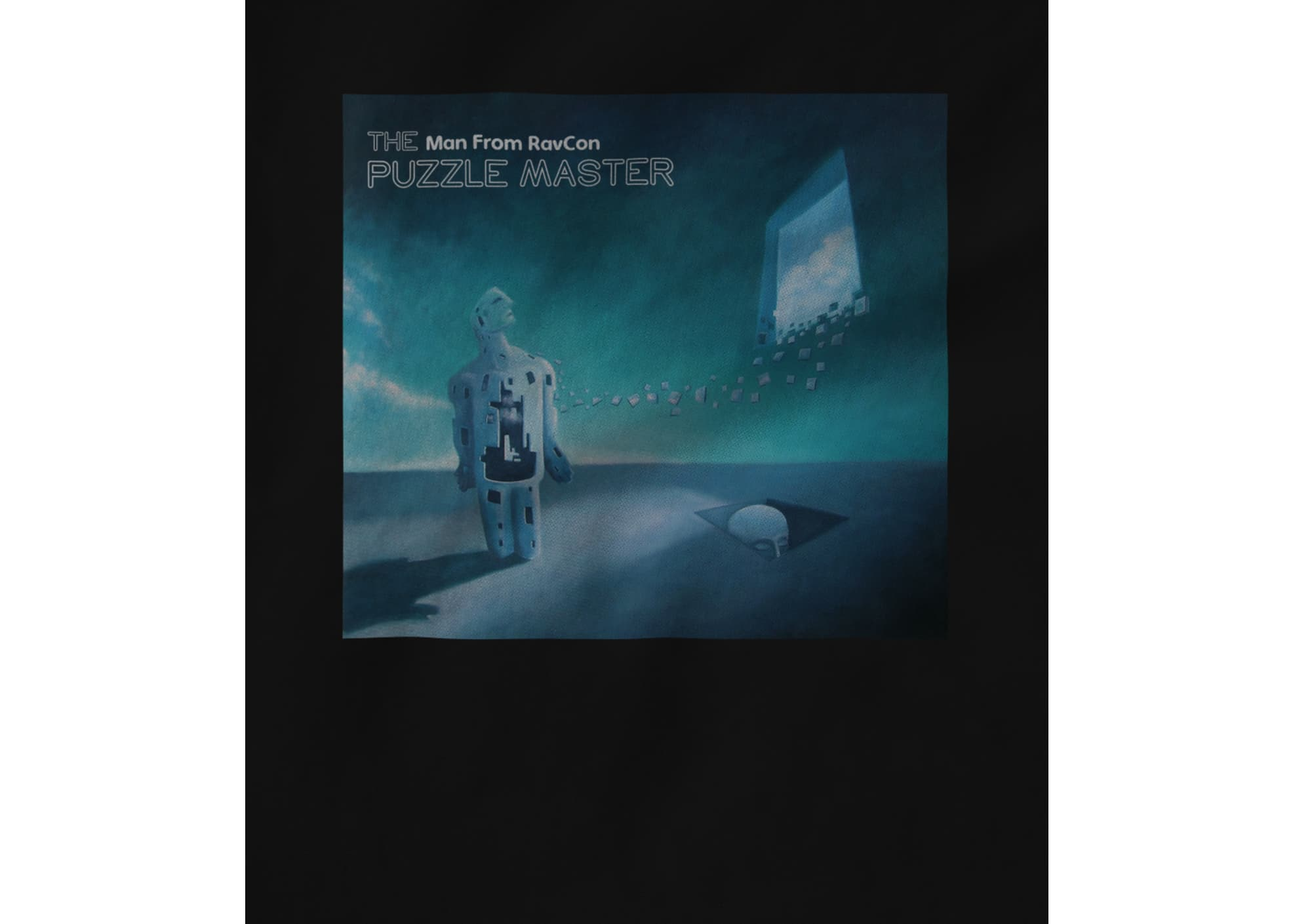 The man from ravcon puzzle master 1481377795