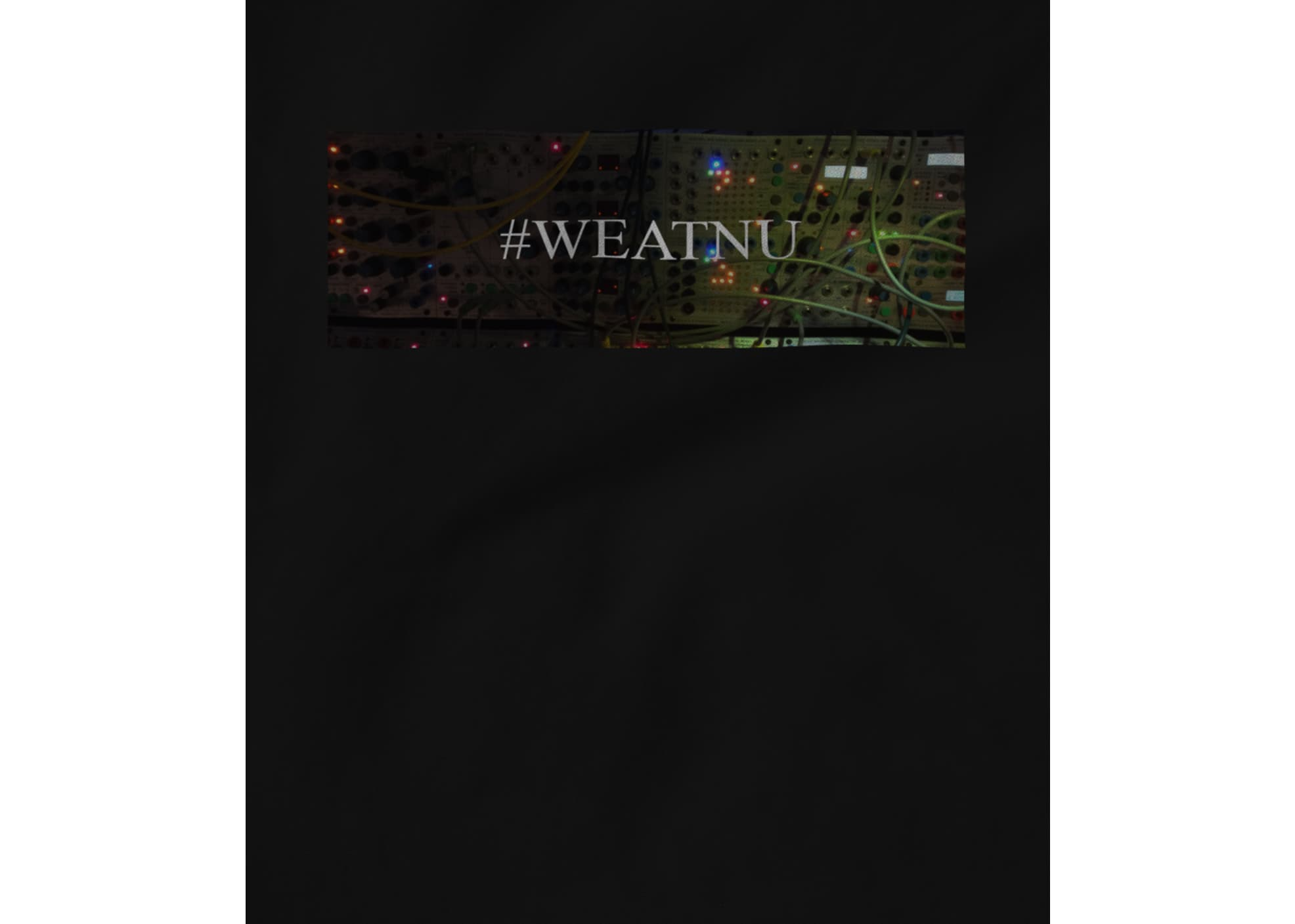 Weatnu records  weatnu    modular  black 1525884779