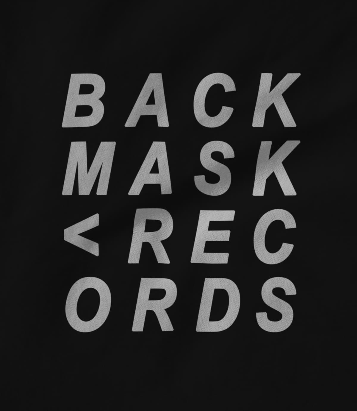 Backmask Records Logo