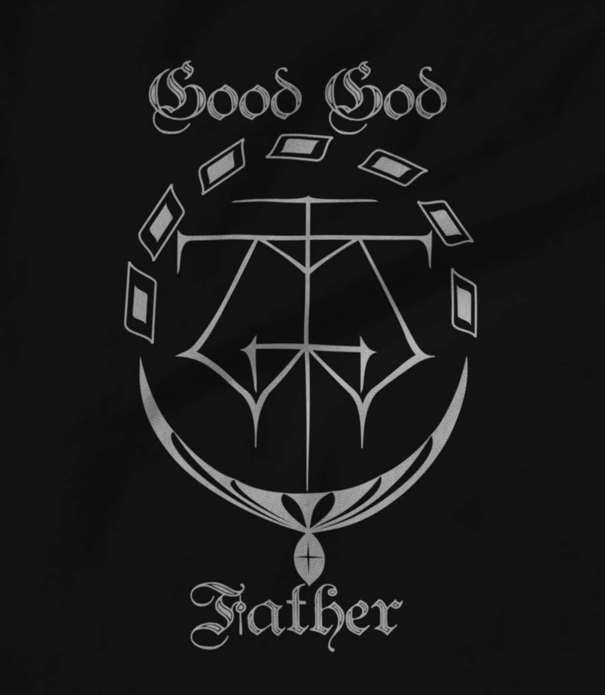 Good god father menorah icon 1621913936