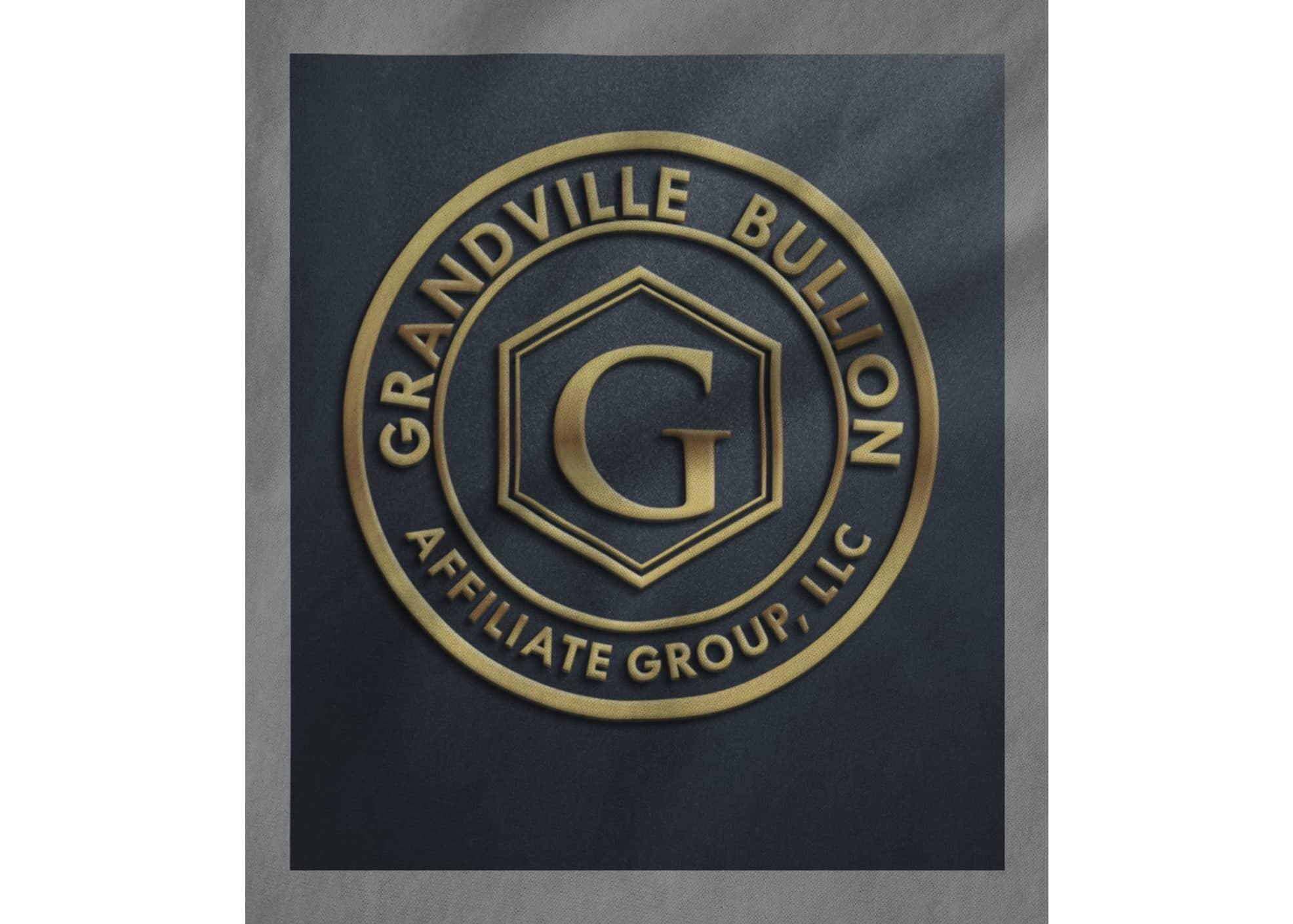 Grandville bullion group llc gray and gold  1629991104
