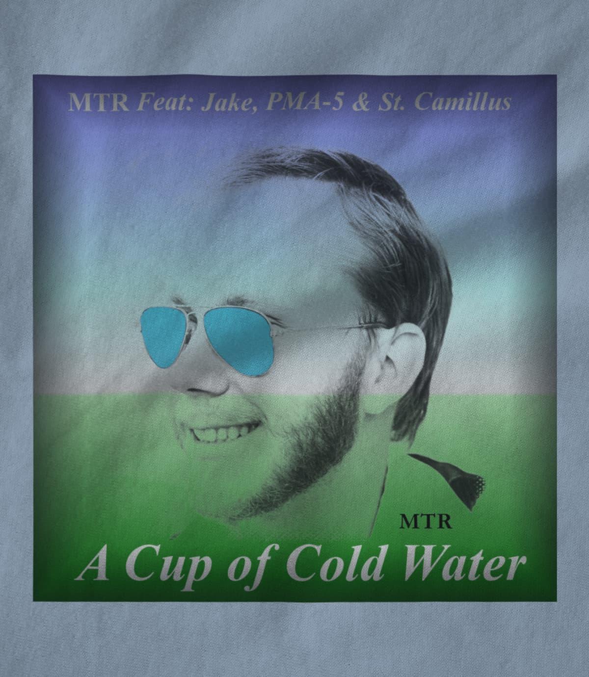 Michael resch  a cup of cold water  3d album art 1607885634