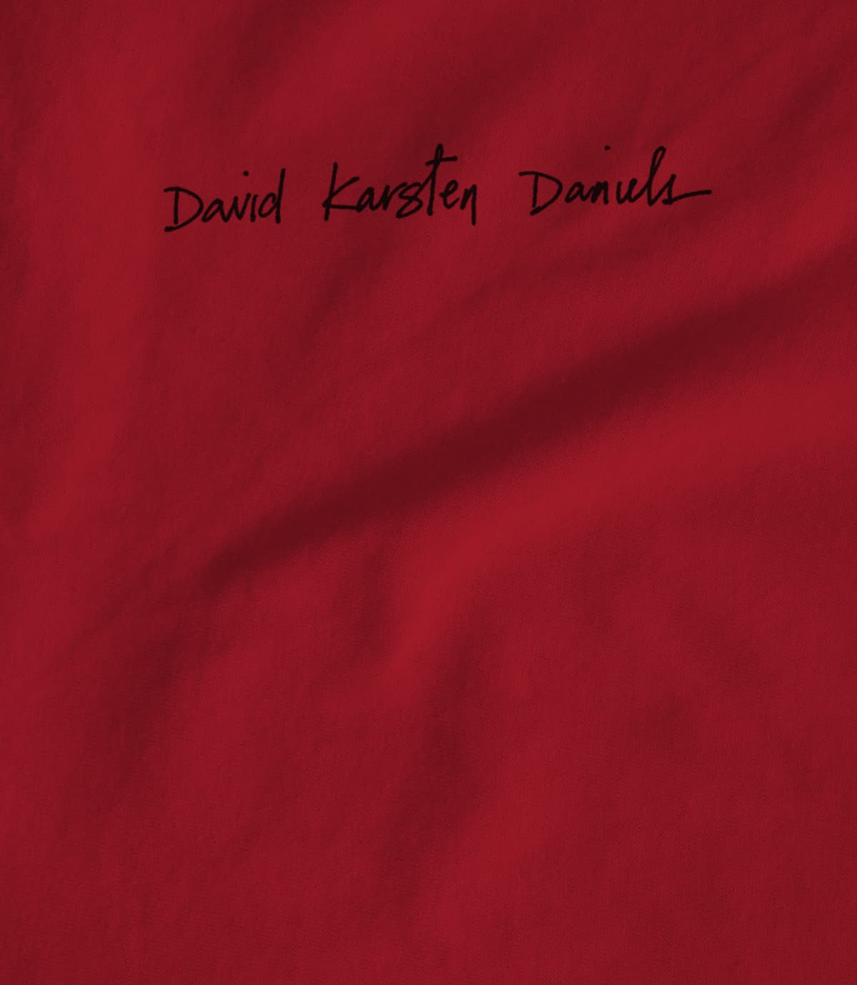 David Karsten Daniels