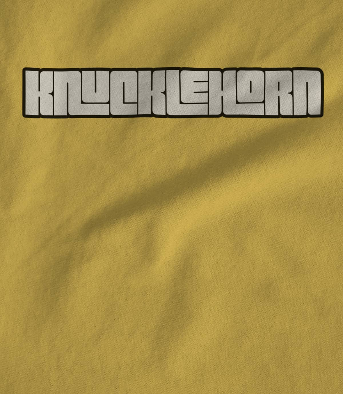 Knucklehorn knucklehorn basic   yellow 1614190106