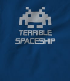 Terrible Spaceship