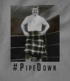 Roddy Piper - Pipe Down
