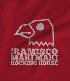 The Ramisco Maki Maki Rocking Horse